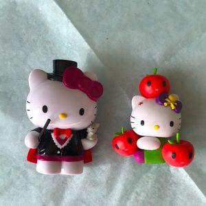 Hello Kitty magician & Halloween